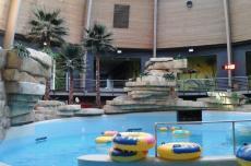 Городской аквапарк