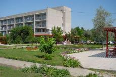 Пансионат Черномор