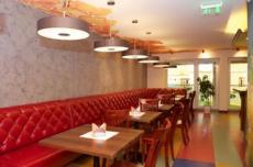 Spa Amber Palace, кафе