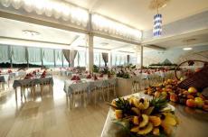 Питание в отеле Лагуна