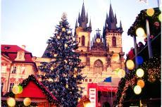 РОЖДЕСТВО Прага, Чехия