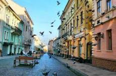 Улочки Львова