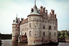 Дания,замок Эгесков