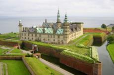Дания,замок Гамлета