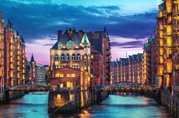 Гамбург, Ганзейские города, Северная Германия