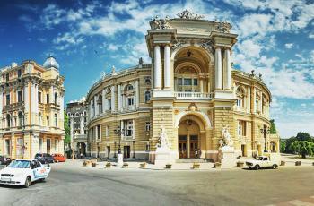 Одесса.Театр